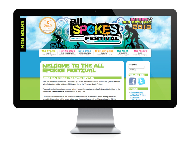 All Spokes Cycling Festival