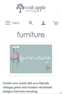 Crab Apple Furniture